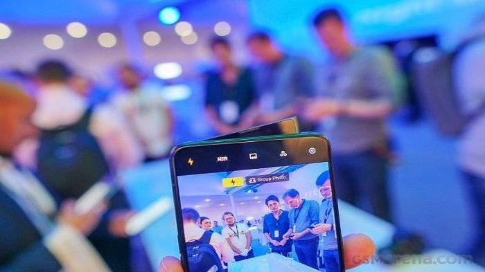 Harga dan Spesifikasi Oppo K3, Versi Lite Dari Oppo Reno, Kamera Selfi Miring Yang Sama?