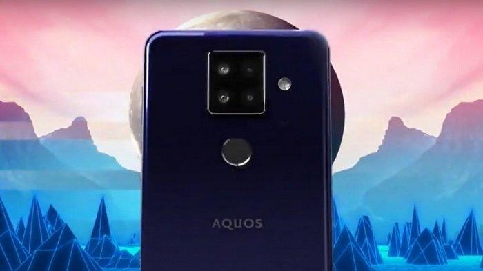 HARGA & Spesifikasi HP Sharp AQUOS Sense 4 Plus Indonesia, Snapdragon 720G & RAM 8GB, Rp 4 Jutaan