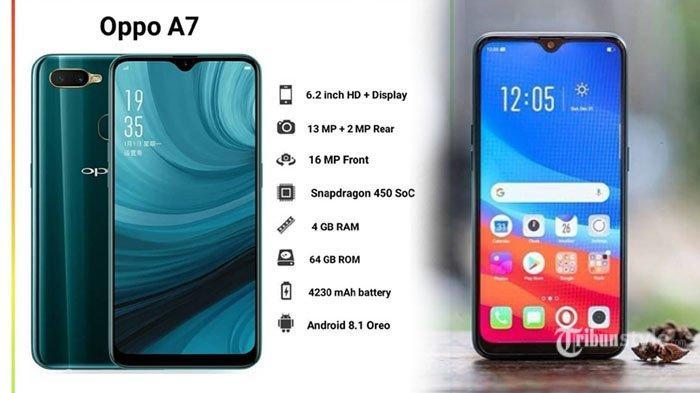 Harga & Spesifikasi Oppo A7 - Ini Review Smartphone ...
