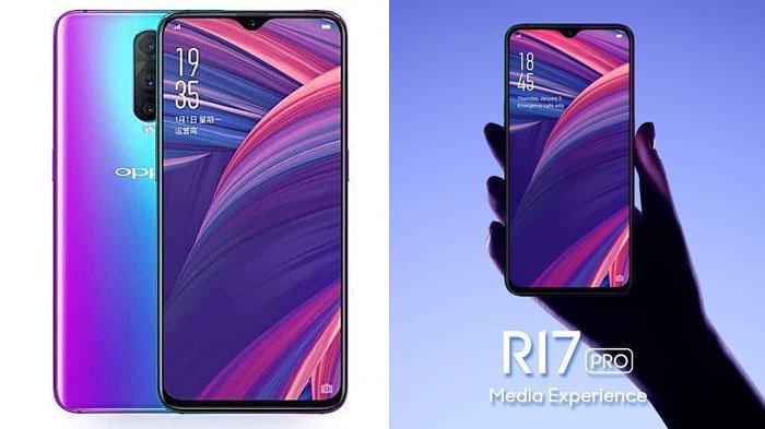 Harga & Spesifikasi Oppo R17 Pro - Smartphone Terbaru Januari 2019 Tiga Kamera & Warna Menarik