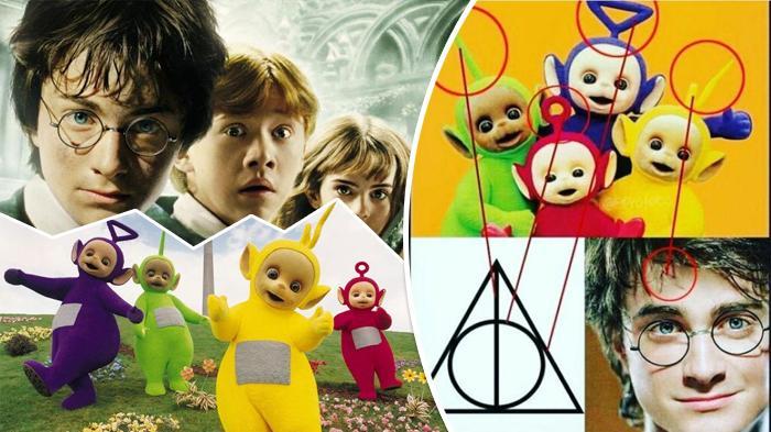Tak Banyak yang Tahu, Harry Potter dan Teletubbies Punya Hubungan Erat, Faktanya Bikin Merinding!