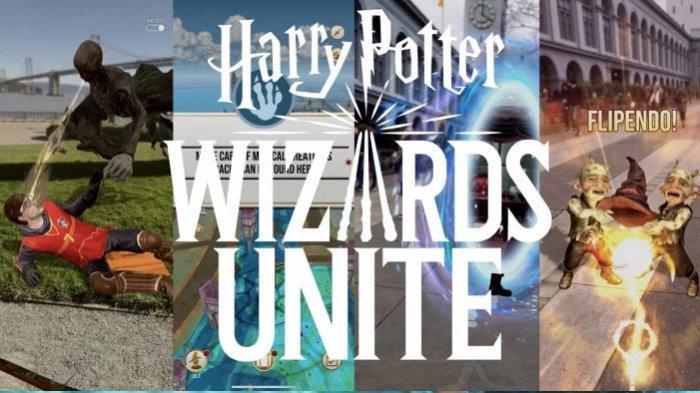 Segera Rilis! Game Terbaru Dari Film Harry Potter, Mainnya Seperti Pokemon GO?