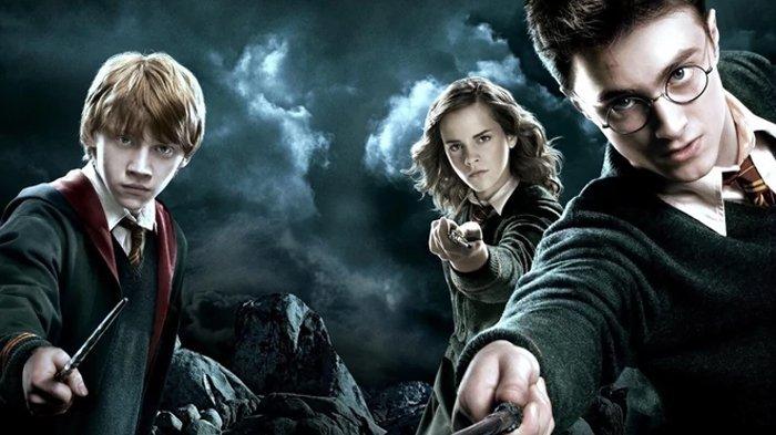 Kejutkan Penggemar, JK Rowling akan Rilis 4 Buku Baru Harry Potter