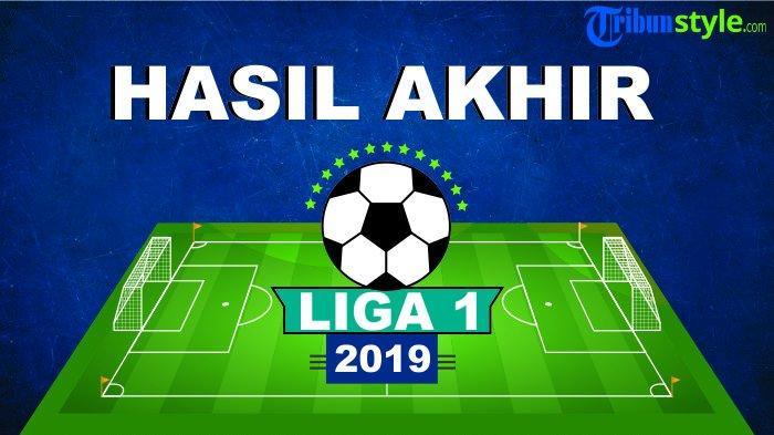 HASIL AKHIR Arema FC vs Persija Jakarta Liga 1 2019, Kedua Tim Bermain Sama Kuat 1-1