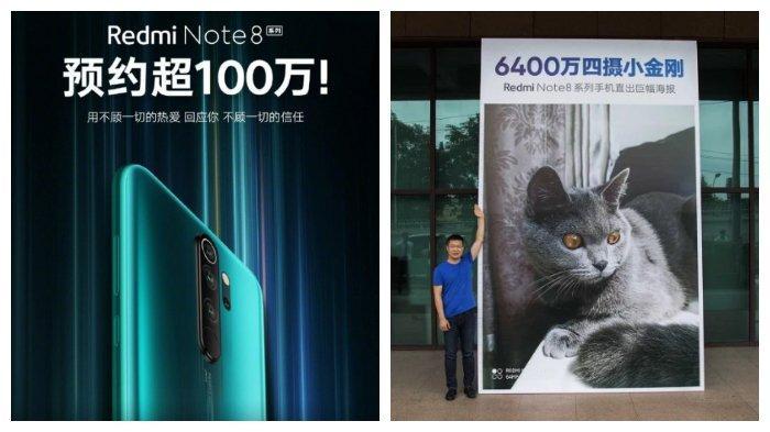 Hasil Foto 64 MP & Benchmark Redmi Note 8 Pro, Chipset MediaTek G90T Lebih Kuat dari Snapdragon 710