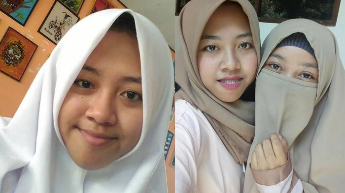 Heboh Teror Bom Surabaya, Cewek Bercadar Teman Afi Nihaya Dapat Diskriminasi, Ceritanya Viral!
