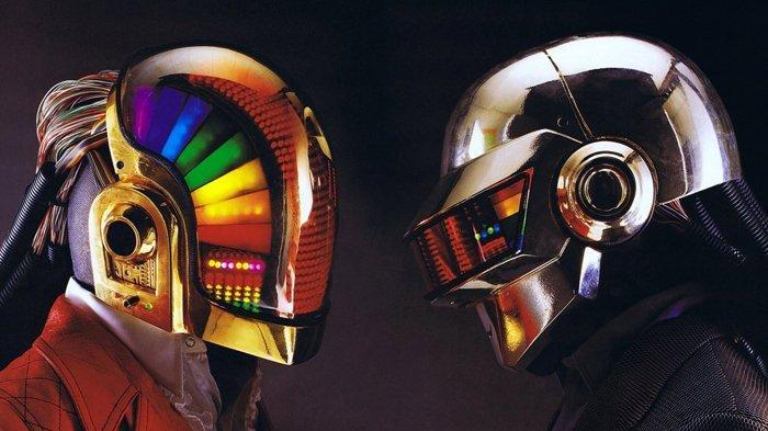 Helm Daft Punk.