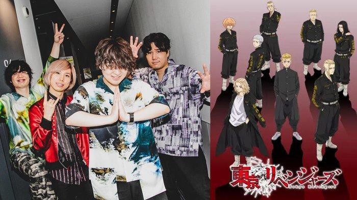 Lirik Lagu Cry Baby dari HIGE DANdism, Opening Anime Tokyo Revengers, Lengkap dengan Terjemahannya