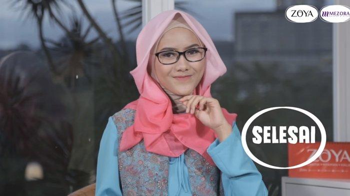 Ga Pd Pakai Kacamata Saat Berhijab Kenakan Model Jilbab Ini Dijamin Makin Chic Bikin Pangling Tribunstyle Com
