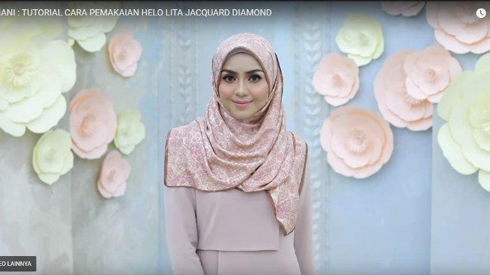 Tutorial Hijab Pashmina Terkini Untuk Wanita Kantoran Agar Terlihat Modis Dan Nyaman Saat Bekerja Tribunstyle Com