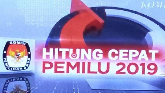 SESAAT LAGI Hasil Quick Count Pilpres 2019 Jokowi vs Prabowo Live Stream Kompas TV, tvOne, Trans TV