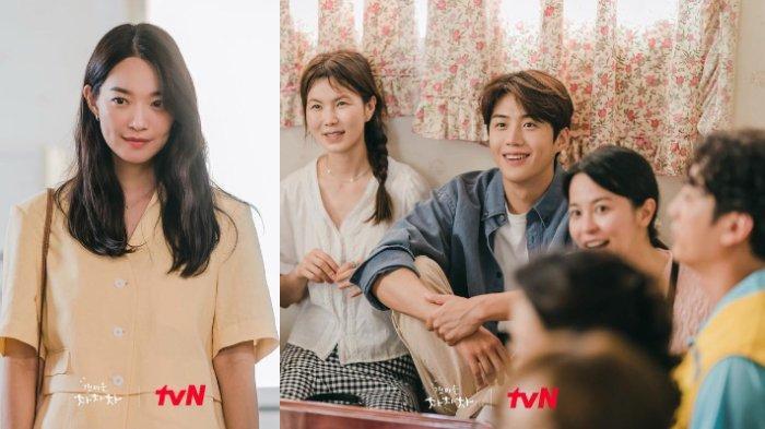 Cuplikan adegan drama Hometown Cha-Cha-Cha episode 6