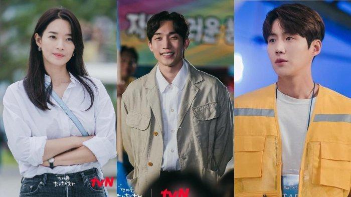 Spoiler & Link Nonton Drakor Hometown Cha-Cha-Cha Episode 6, Pertemuan Hye Jin, Sung Hyun & Doo Shik