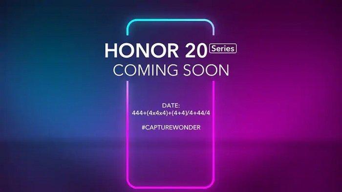 Huawei Honor 20 Pro, Dirumorkan Ponsel Ini Akan Fokus Pada Kamera, Mode Malam, dan Lensa Makro