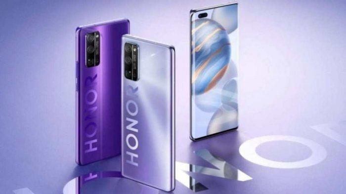 Honor Luncurkan V40, Ponsel Pertama setelah Berpisah dengan Induk Perusahaan Huawei