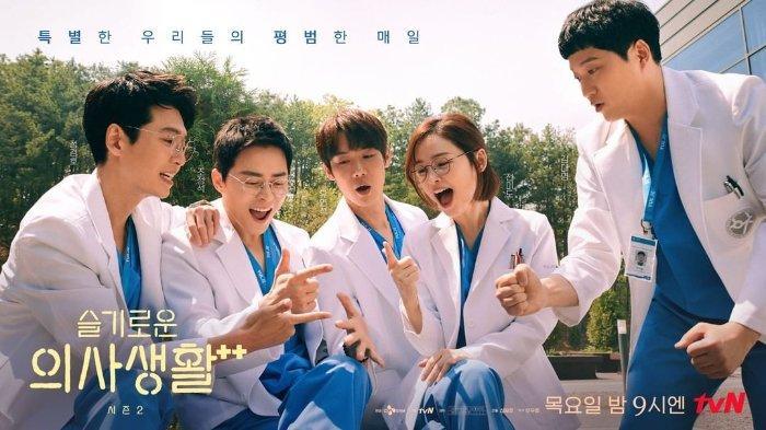 Drama Korea Hospital Playlist Season 2 telah tamat