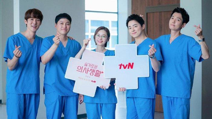 Drama Korea Hospital Playlist Season 2 telah tamat Kamis 16 September 2021 kemarin