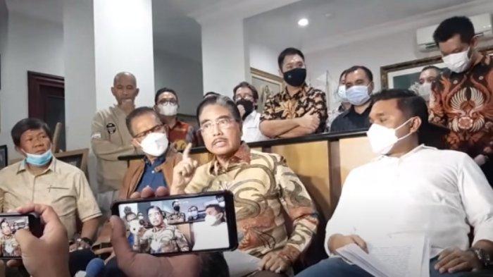 Hotma Sitompul bantah tudingan tak nafkahi ibunda Bams Eks Samsons, Desiree Tarigan
