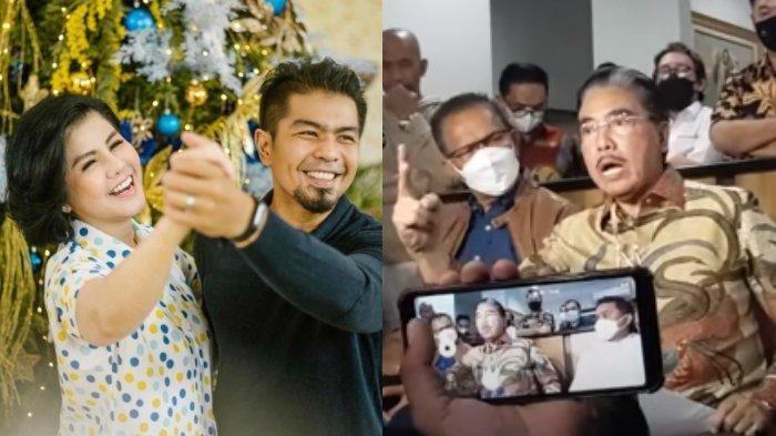 Bantah Tegas, Hotma Sitompul Sesalkan Bams Tak Klarifikasi Isu Hubungan Mikhavita Wijaya: 'Jahat!'