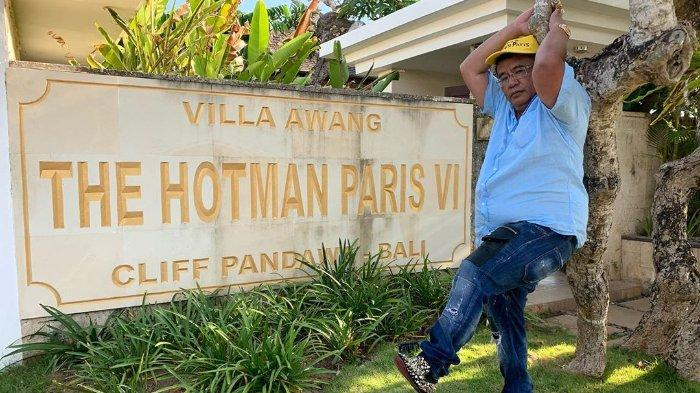 Sambut Masa Pensiun, Hotman Paris Siapkan 50 Vila di Bali, Lalu Kapan Seteru Farhat Abbas Pensiun?