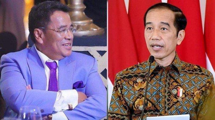 Jokowi Turunkan Harga Tes PCR, Hotman Paris Bersyukur Keluhannya Ditanggapi oleh Penguasa: Mantap!