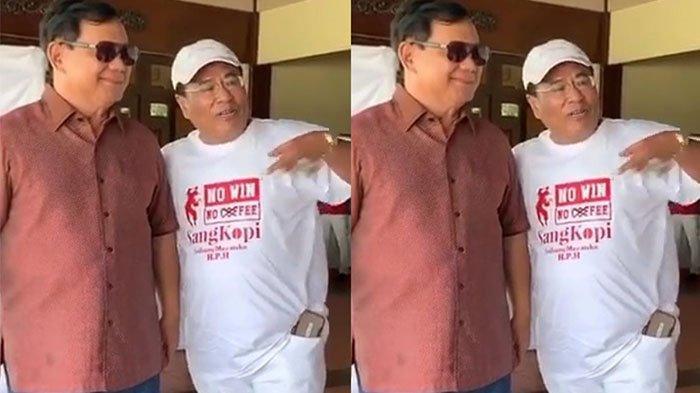 Akrab Bareng Menhan, Hotman Paris Dapat Hadiah dari Prabowo, 'Anak Kampung Mau Diajak Main Polo'