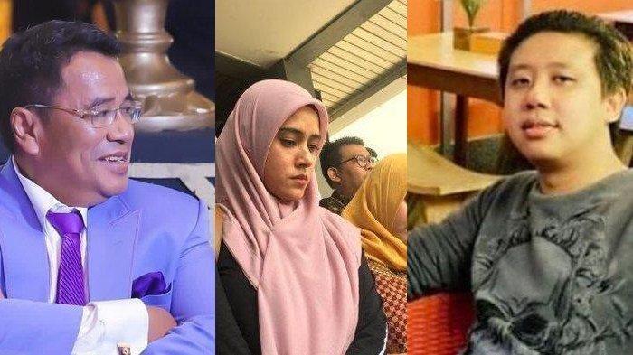 Merasa Tak Salah Soal Kasus 'Ikan Asin', Pablo Benua Laporkan Fairuz A Rafiq dan Hotman Paris