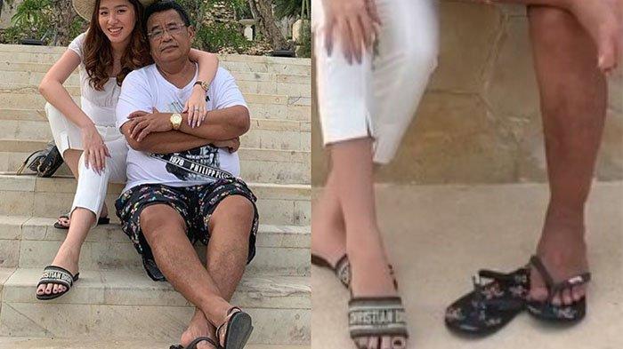 Biasa Tampil Mewah, Intip Potret Hotman Paris Saat Liburan ke Bali, Pakai Sandal Seharga Rp 25 Ribu