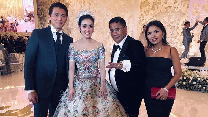 Fashion 10 Artis yang Hadir di Gala Dinner Pernikahan Syahrini dan Reino Barack, Siapa Paling Mewah?