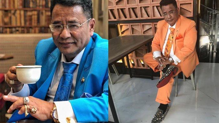 Deretan Barang Mewah Hotman Paris, dari Pakaian, Dasi, Hingga Sepatu Seharga Rp 250 Juta Rupiah