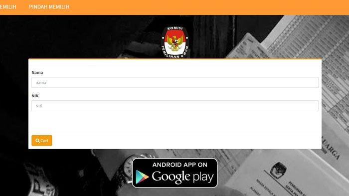https://lindungihakpilihmu.kpu.go.id/ - Cara Lengkap Cek DPT Online Pemilu 2019 di Sini!