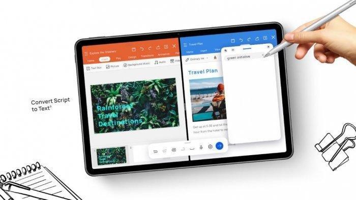 Huawei MatePad 11 Resmi Dirilis di Indonesia, Simak Spesifikasi Lengkap dan Harganya