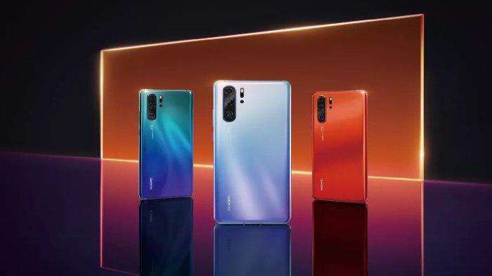 Huawei P30 Resmi Rilis, HP dengan Kamera Super Canggih, Berikut Harga dan Spesifikasi Lengkapnya