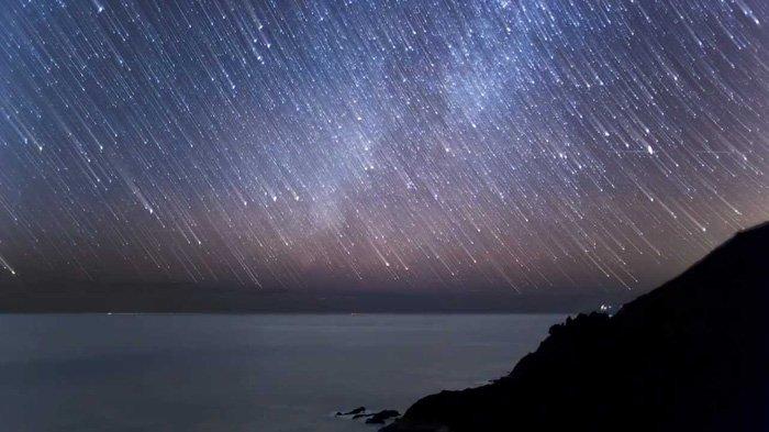 JANGAN Lewatkan Puncak Hujan Meteor Arietid 7 Juni 2021, Ini Daftar Wilayah untuk Mengamati