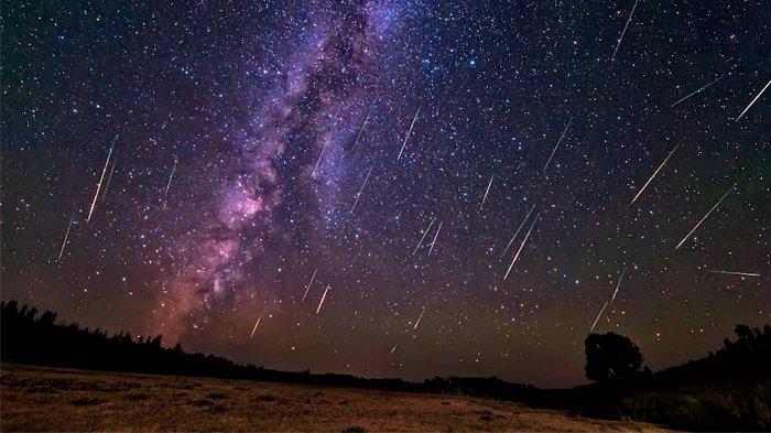 Fenomena Langit Ini akan Terjadi di Bulan April 2020, Seperti Hujan Meteor Lyrids hingga Supermoon