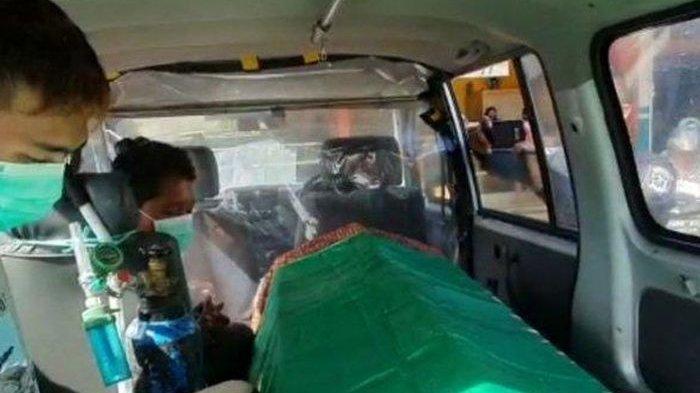 TAK Bermasker di Probolinggo, Siap-siap Merenung di Mobil Jenazah Bareng Keranda Bekas Pasien Corona