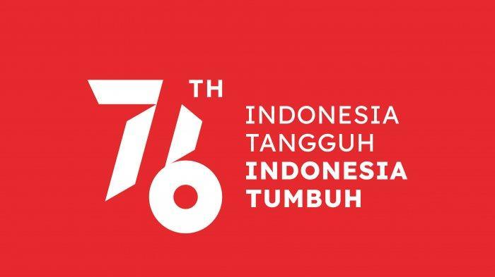 Logo HUT ke-76 RI tahun 2021