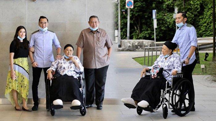 Cerita Ibas Yudhoyono Didatangi Ani Yudhoyono Dalam Mimpi, Sampaikan Pesan Haru dan Ungkap Kerinduan