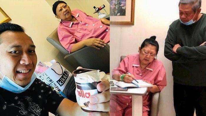 Ibas Yudhoyono Bagikan Potret Saat-saat Bahagia dengan Sang Ibu di RS, 'Saat Itu Kami Optimis'