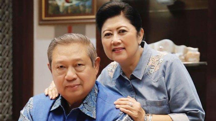 Tanpa Kehadiran Ani Yudhoyono, Wajah SBY Jadi Sorotan dalam Foto Keluarga di Momen Lebaran