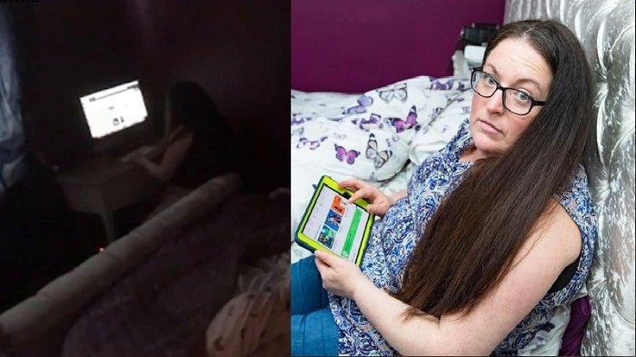 Ibu Ini Miliki Kondisi Kebiasaan Belanja Online Saat Tertidur, Bisa Habiskan 50 Juta Rupiah