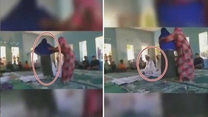VIDEO Viral Ibu Mengamuk Depan Penghulu di Pernikahan Anaknya, Pengantin Hanya Tertunduk Lesu