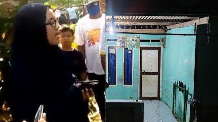 Ibu Wati yang menuding tetangganya lakukan pesugihan babi ngepet kini diusir warga.