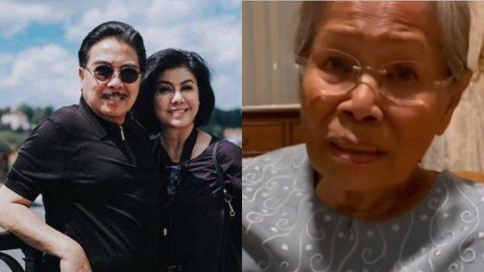 TANGIS Ibunda Desiree Pilu Lihat Nasib Anaknya, Ultimatum Hotma Sitompul: 'Jangan Lagi Diganggu!'