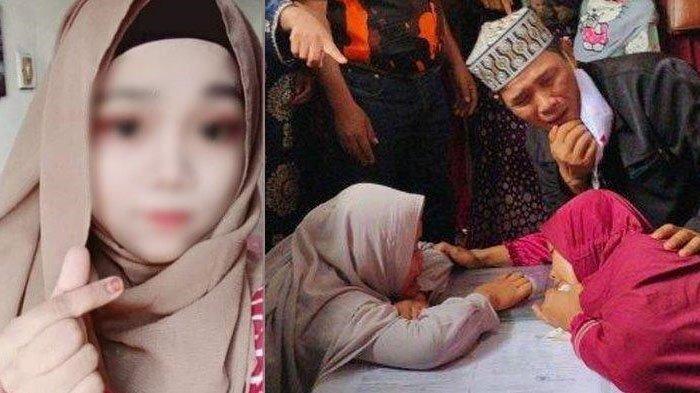 HISTERIS Ibu Sambut Jasad Lisa Sirait yang Dibunuh di Malaysia, Sesali Soal Pamali Tanaman Kuburan