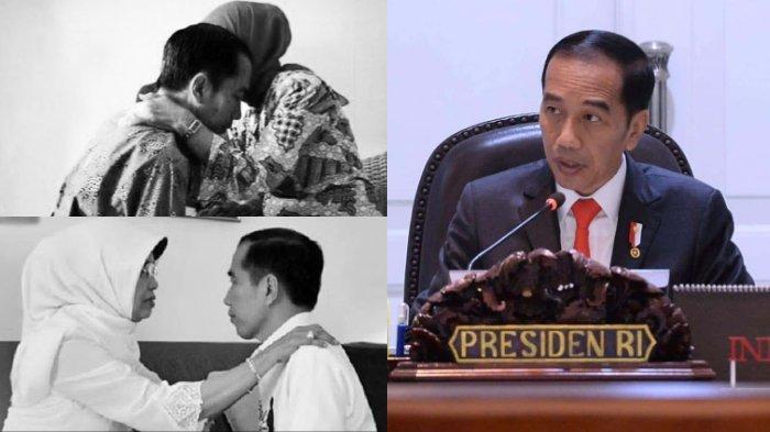 Ustaz Yusuf Mansur Ungkap Ibunda Presiden Jokowi Tak Pernah Tunjukkan Sakit & Tiap Malam Doakan Anak