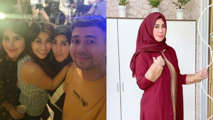 DIIZINKAN Syahnaz, Akankah Amy Qanita Kepikiran Menikah Lagi? Ibunda Raffi Ahmad Pilih Jawab Ini