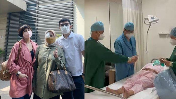 Ibundanya Baru Saja Jalani Operasi Mata, Tya Ariestya Ungkap Kondisi Terkini: Alhamdulillah