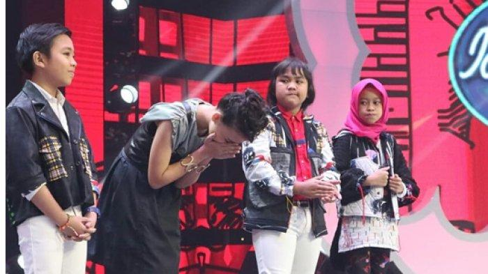 Hasil Voting Indonesian Idol Junior 2018, Ini 3 Kontestan yang Berhasil Lolos Ke Babak Grand Final
