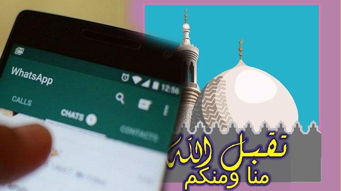 Kumpulan Ucapan Selamat Idul Fitri 1439 dalam Bahasa Inggris, Pas Buat Dibagikan di WhatsApp!